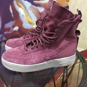 Brand New - Nike SF Air Force 1 - Women's size 8